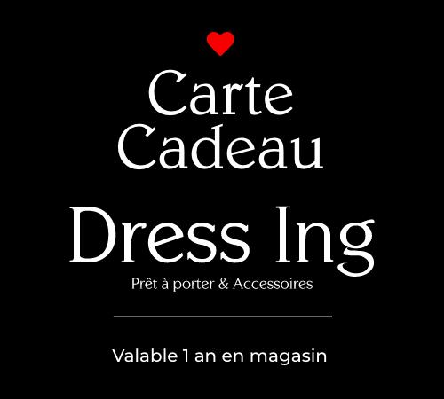 Carte Cadeau Dress In